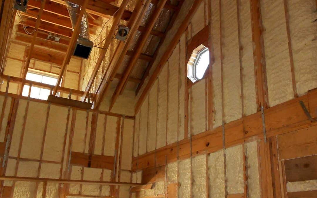 Flood Insurance Program Regulations Specify Closed Cell Spray Foam Insulation