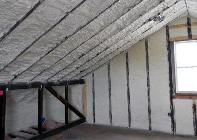 Spray Foam Insulation | 1