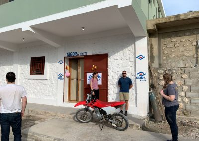 Sigora Haiti - August 2019