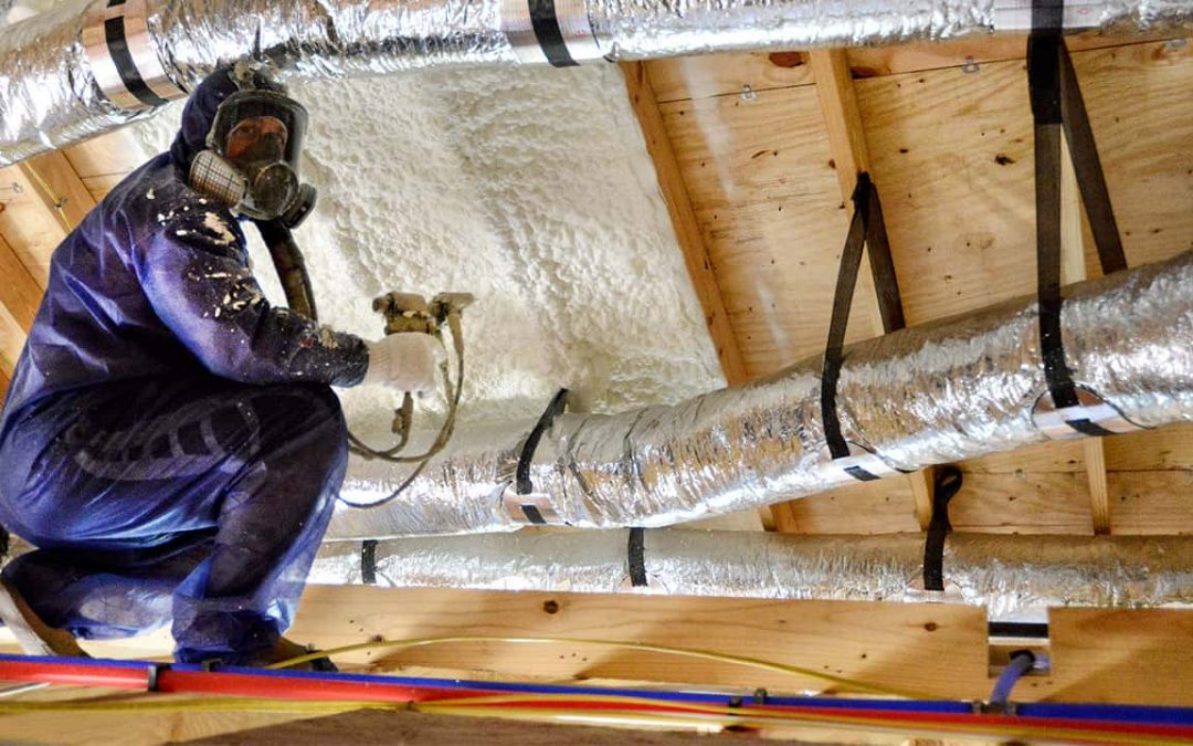 What Is Spray Foam Insulation And Why It's So Awesome