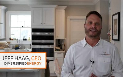 Jeff Haag, the owner of Diversified Energy, takes you through a client's house where Diversified Energy was called to fix a competitor's spray foam insulation work.