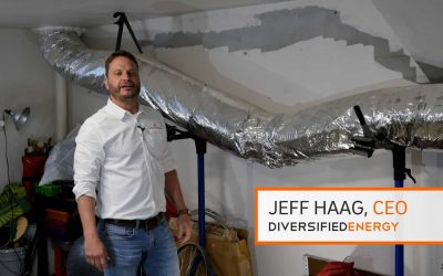 Jeff Haag, the owner of Diversified Energy discusses how improperly strapped/hung ductwork can reduce your HVAC system's efficiency, restrict airflow, reduce the overall comfort of your home, and increase your energy bills.